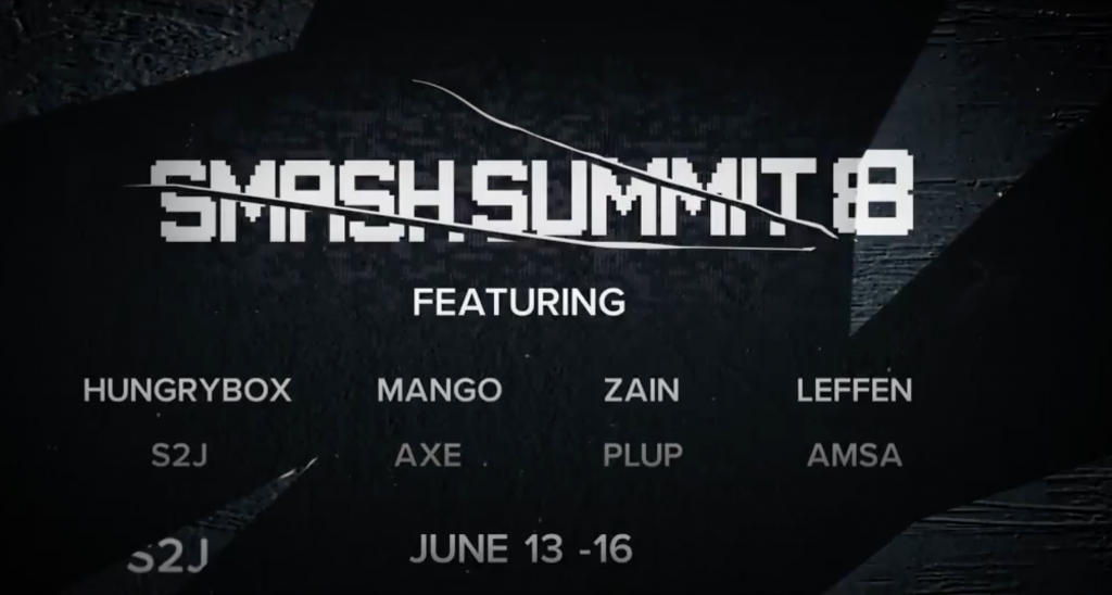 Eight of the most well-respected Melee players in the world have been invited to Smash Summit 8.