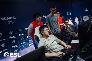 Currently, Gunnar is competing with Team Team at ESL One Mumbai 2019. (Photo courtesy of ESL One)