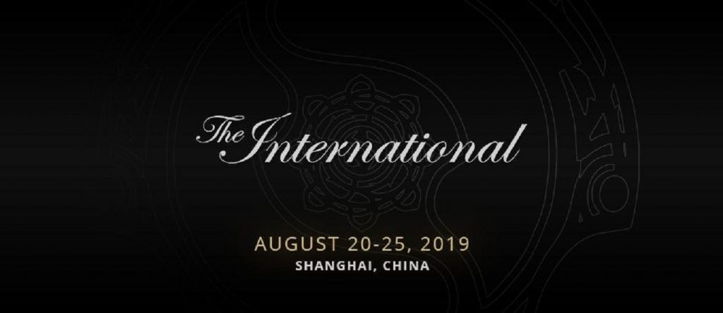 The International 2019 heads to Shanghai, China for the first time in Dota 2 history. (Image courtesy of @wykrhm / Twitter)