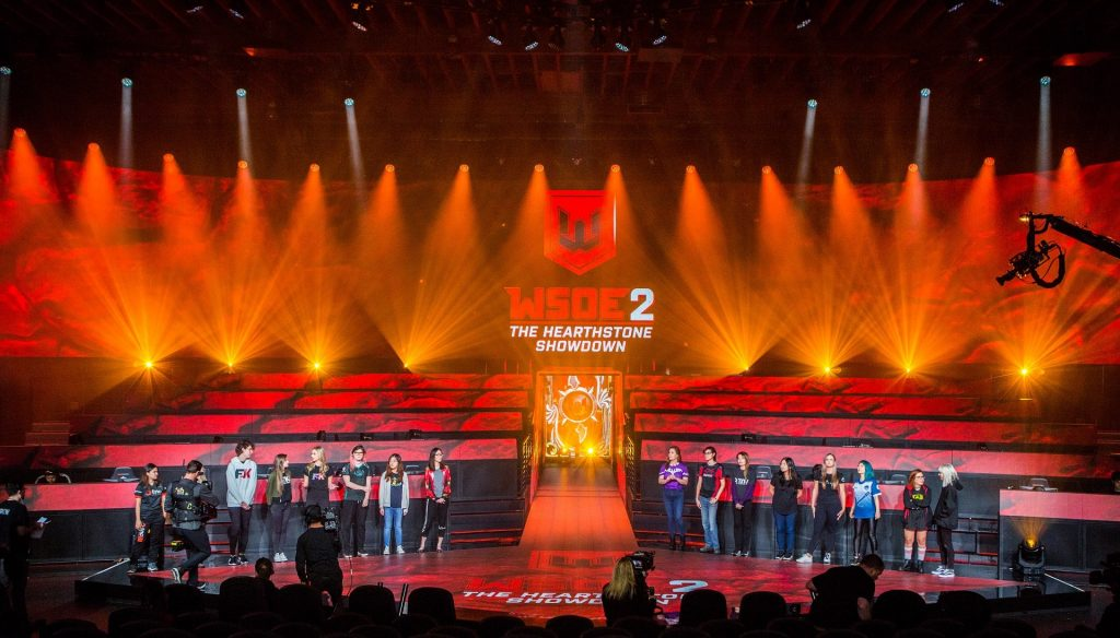 The World Showdown of Esports has brought a new style to the world of competative gaming. We spoke to Richard Blankenship about how WSOE came to be.
