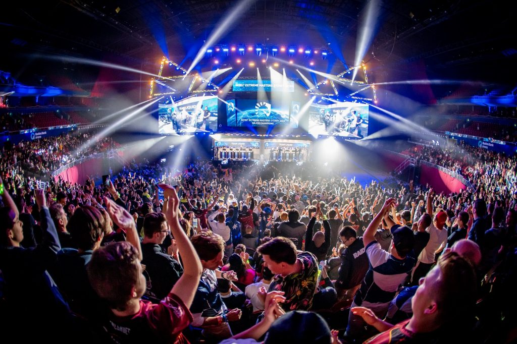 IEM Sydney had it all: the storylines, the crowd, the overdue victory. (Copyright: ESL|Sarah Cooper)