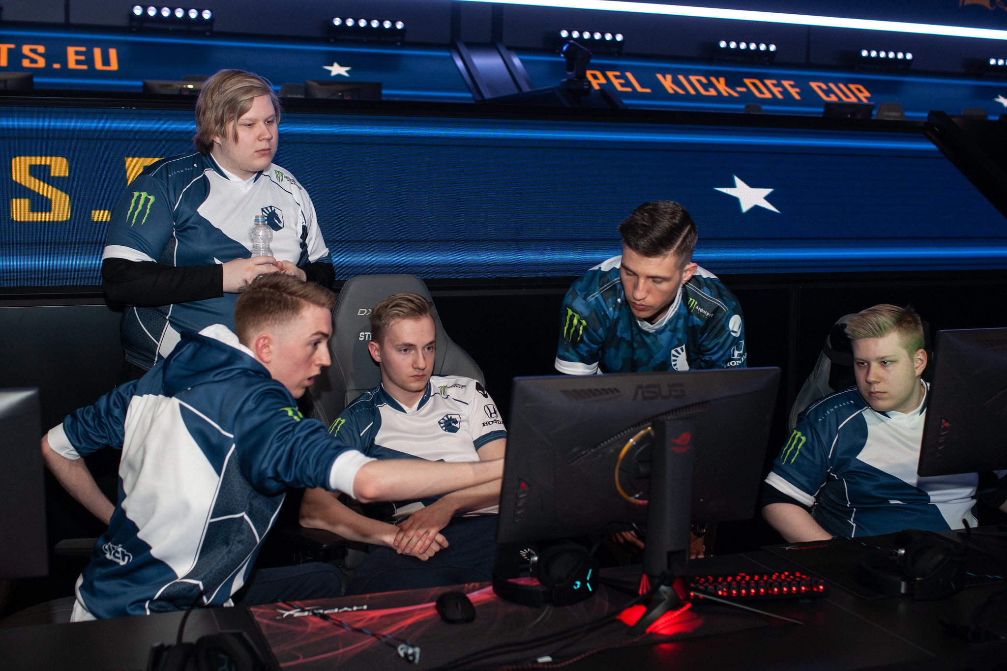 Team Liquid talk tactics