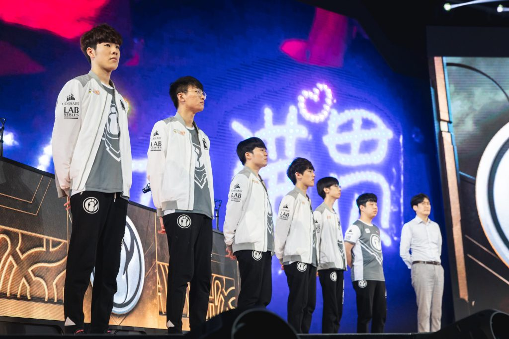 All eyes will be on Invictus Gaming in the LPL Summer Split 2019. Will they repeat their regional dominance? (Image courtesy of Riot Games)
