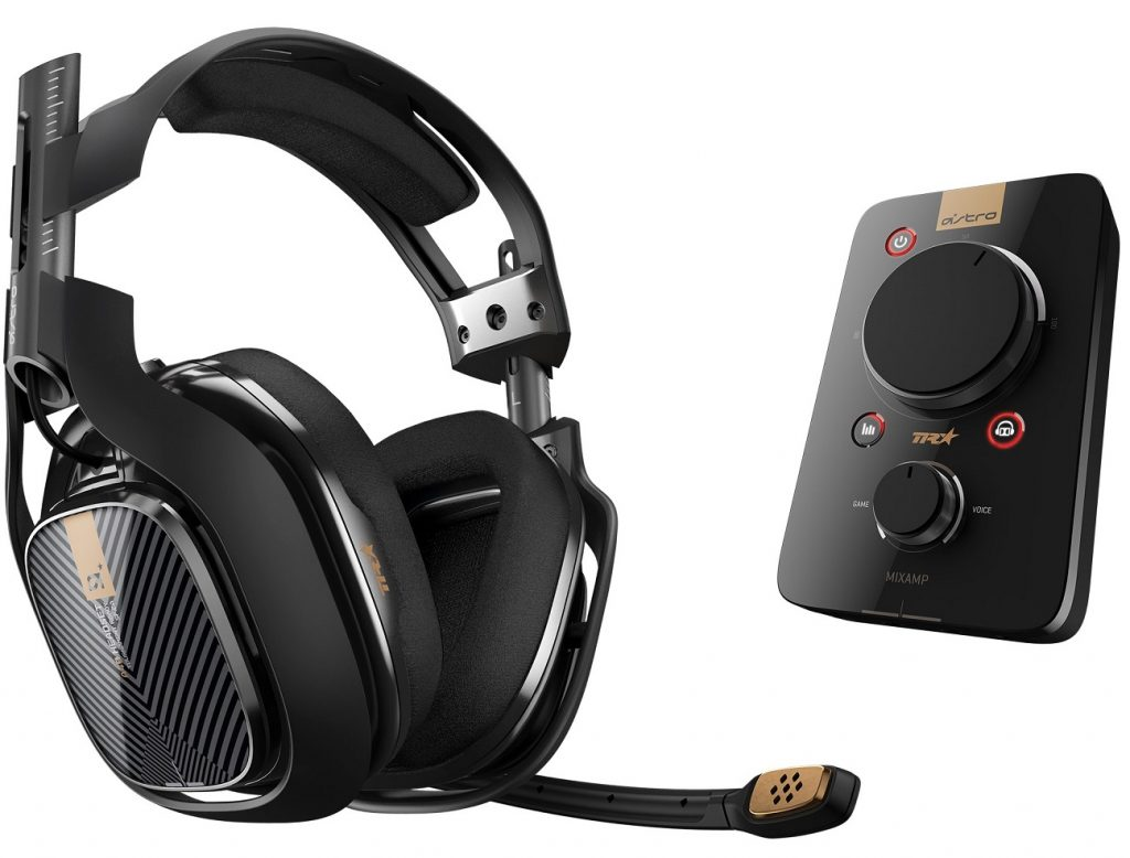 For 249.99, the Astro Gaming A40 TR Headset and MixAmp Pro have a lot to live up to.