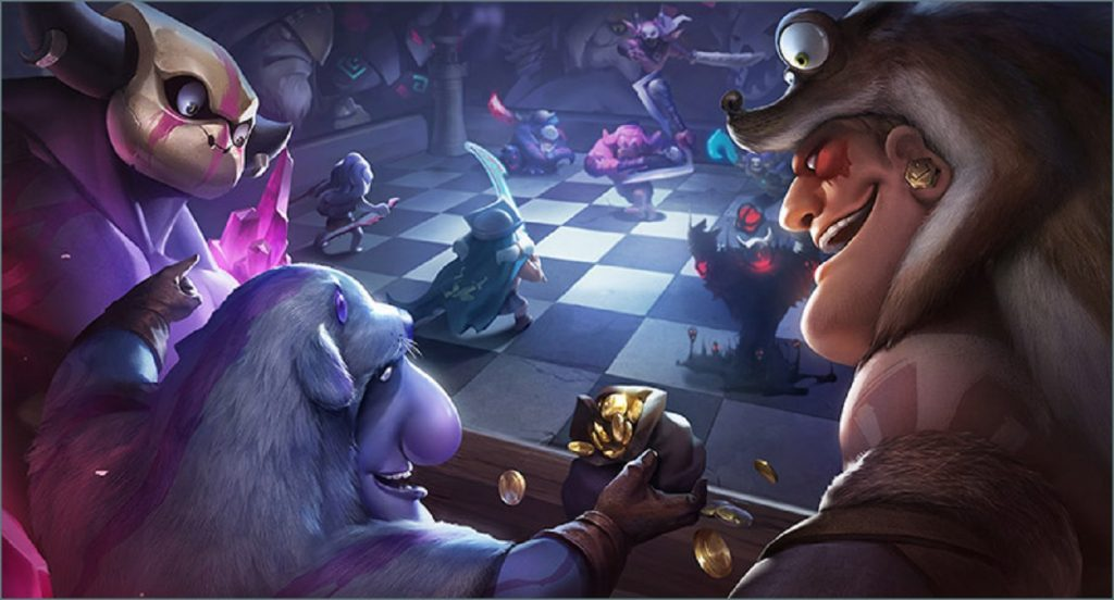 Drodo Studio's mobile Auto Chess recently entered beta. (Image courtesy of Drodo Studios)
