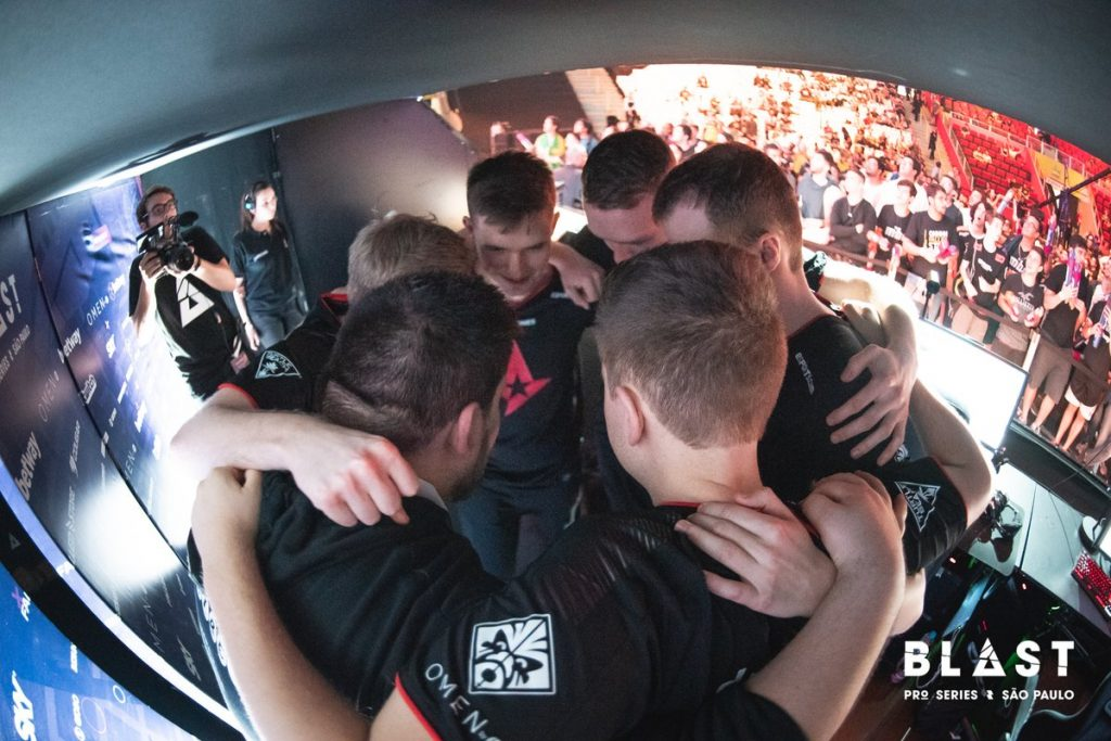 Can anyone defeat the world's best when Astralis arrive in Madrid this weekend? (Photo courtesy of RFRSH)