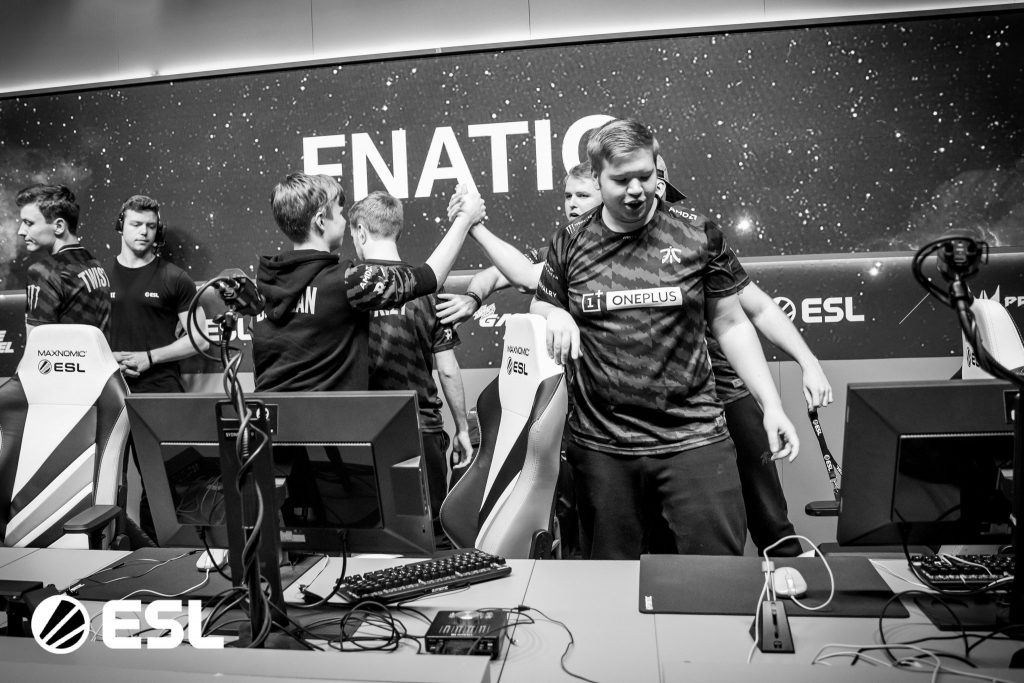 Fnatic and NiP's quarterfinals match-up at IEM Sydney was an epic battle. (Photo courtesy of @IEM / Twitter)