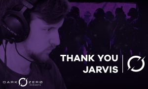 Hyper is in, Jarvis is out for DarkZero's Rainbow Six Siege Roster