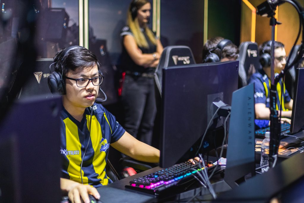 "Thomas ""Kirei"" Yuen has made the mid-season swap from 1907 Fenerbahce Espor to Misfits Gaming in the European Championship. (Photo by David Lee/Riot Games)"