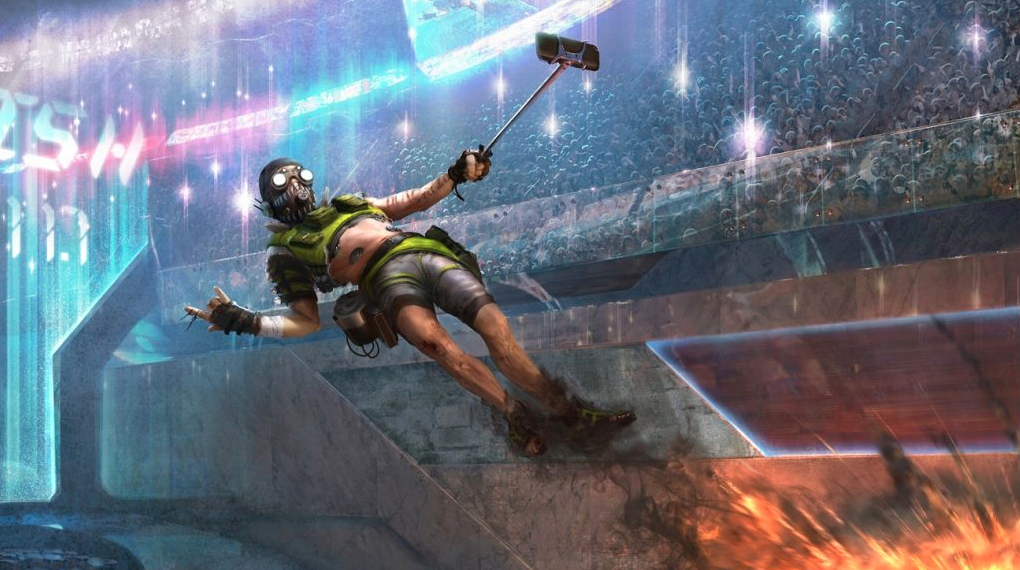 EA announced Apex Legends will be going mobile. (Image courtesy of EA)