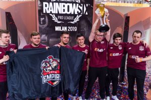 Team Empire Win Rainbow Six Season 9 Finals