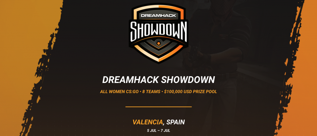 The Esports Showdown will have eight team slots, two of which will be direct invites into the event.