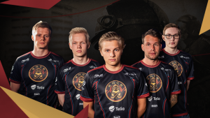ENCE CS:GO have decided to focus on upcoming tournaments and practice rather than the MDL (Image courtesy of ENCE)