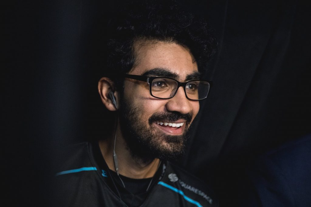 "Veteran top laner Darshan ""Darshan"" Upadhyaya is now a free agent, after confirming his departure from Counter Logic Gaming earlier this week. (Photo courtesy of Riot Games)"