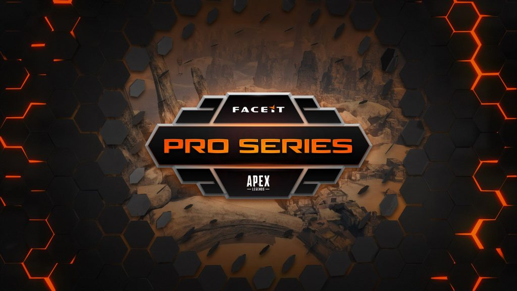 FACEIT Pro Series: Apex Legends will feature 15 teams competing for $50,000 across eight events. (Image courtesy of FACEIT)