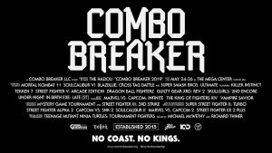 Combo Breaker 2019 Preview: What To Expect