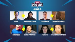 Ninja, Marshawn Lynch Teaming Up At Celebrity Pro-Am Tournament