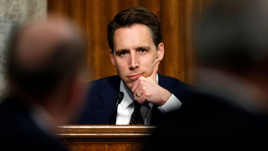"""When a game is designed for kids, game developers shouldn't be allowed to monetize addiction,"" Hawley said in a press release."