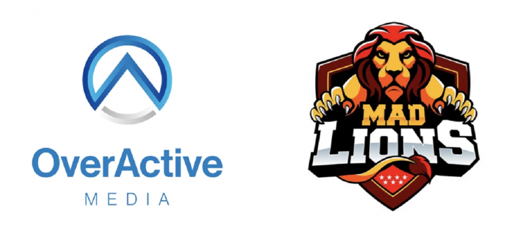 OverActive Media has acquired Mad Lions E.C.