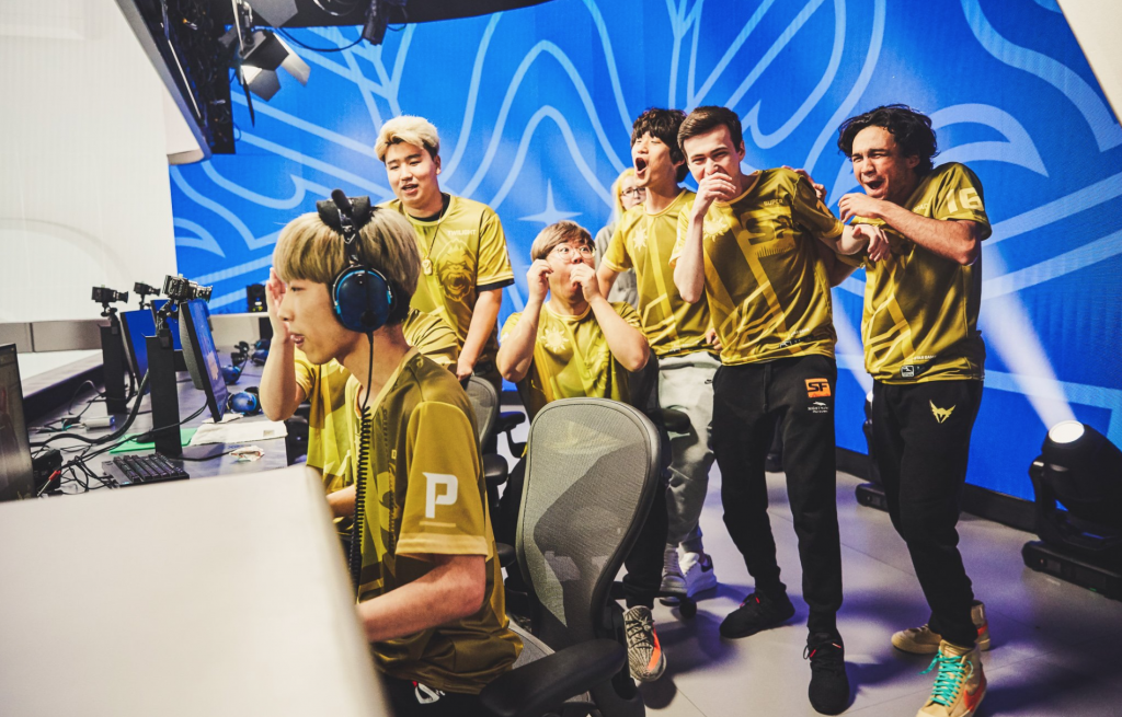 The Widowmaker 1v1 Tournament was the marquee event of the Overwatch League All-Stars 2019 first day (Photo courtesy of OWL)