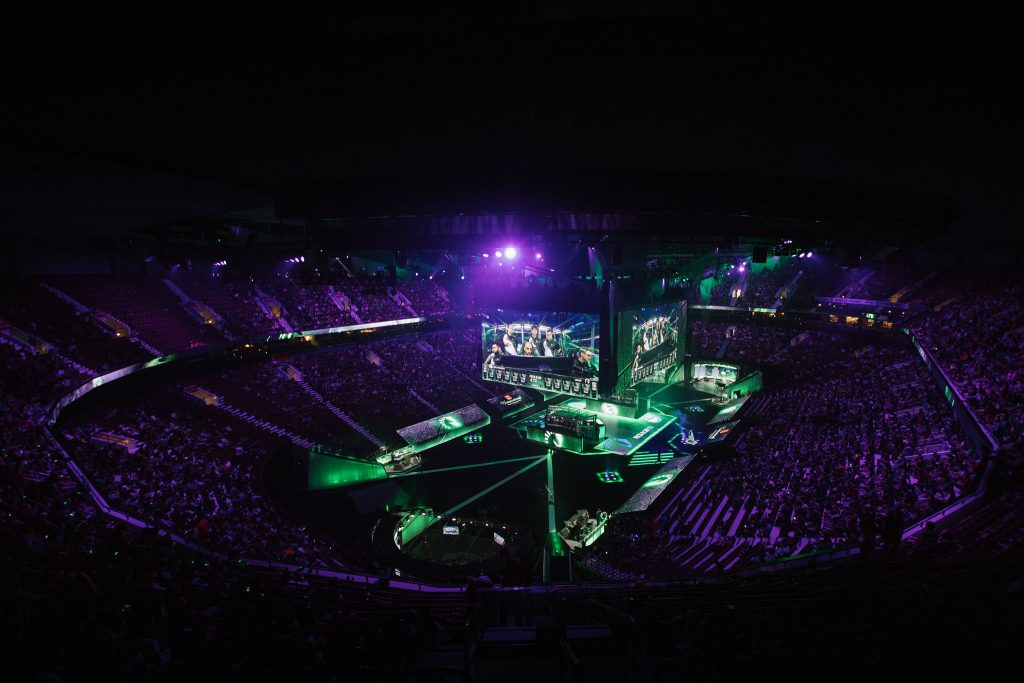 Valve announced qualifier dates for Dota 2's The International 9, making the first two weeks of July make-or-break. (Image via Valve)