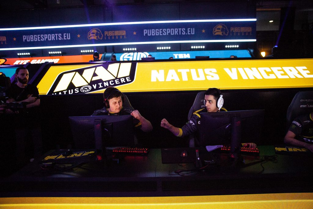 Natus Vincere look very strong in Week 4 of the PEL. (Image via PEL Esports)