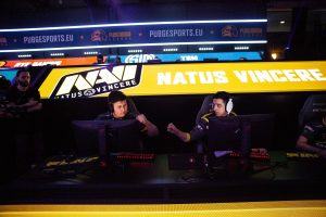 Natus Vincere Take Over after PUBG Europe League Week 4