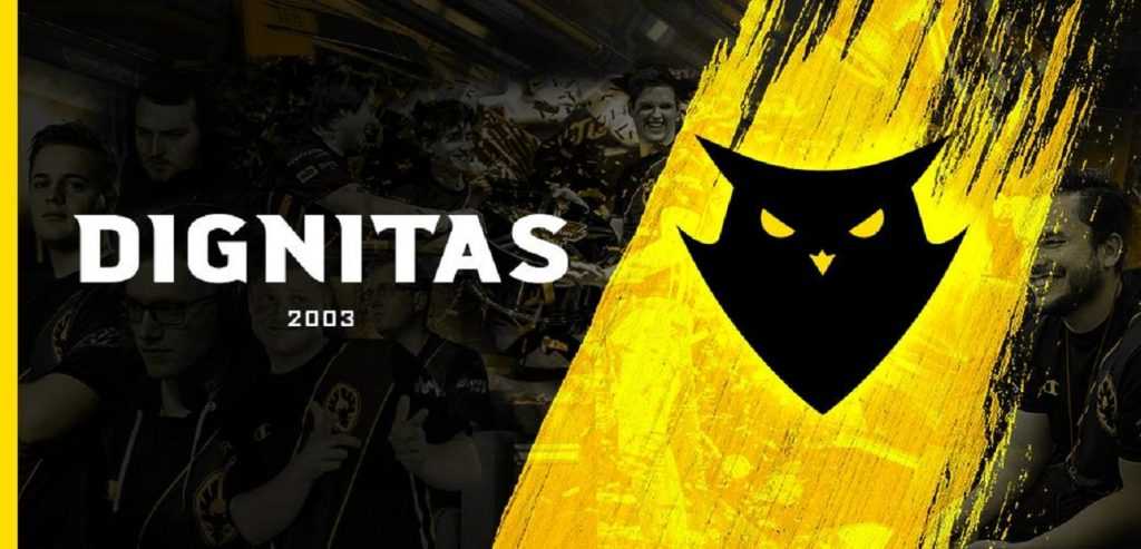 Dignitas and Clutch Gaming will merge, bringing Dignitas back to the LCS. (Image via Dignitas)