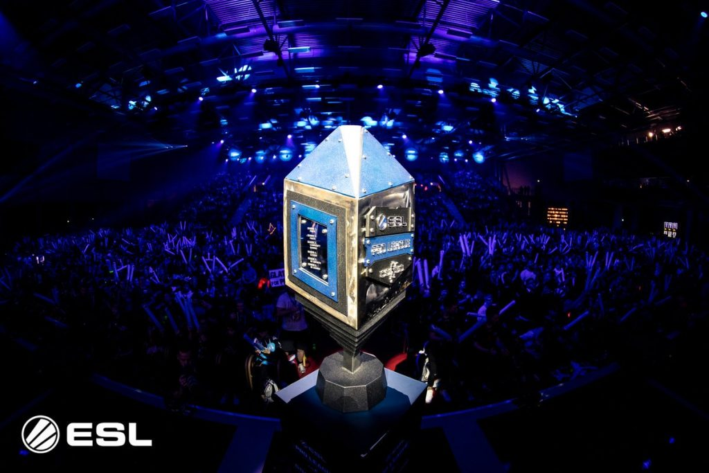 The CS:GO ESL Pro League Season 9 finals take place June 18-23 in Montpellier, France. (Image via ESL)