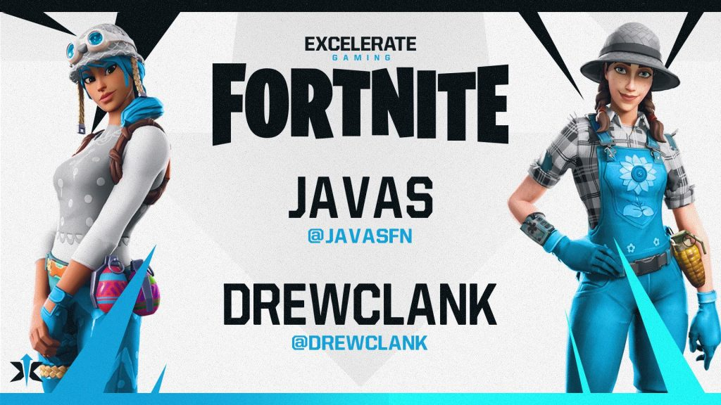 Allegedly, Excelerate Gaming have cut their Fortnite players due to financial reasons. (Image via Excelerate)