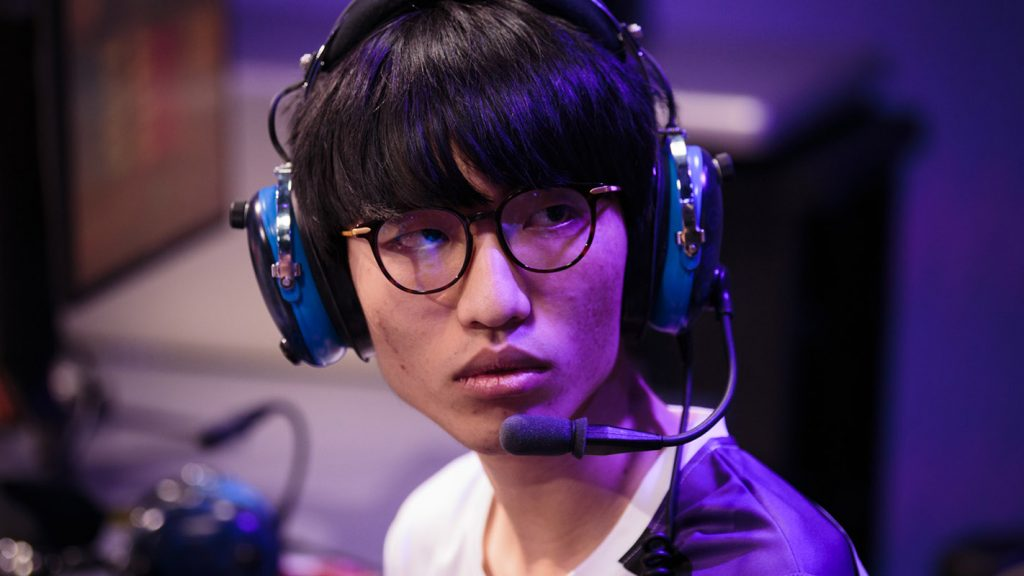 """Baek """"Fissure"""" Chan-hyung has retired from Overwatch League. Photo: Robert Paul for Blizzard Entertainment"""