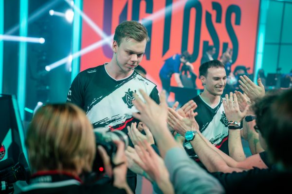 G2 Esports return to Europe having conquered the Mid-Season Invitational over SKT and IG. (Image via Riot Games)