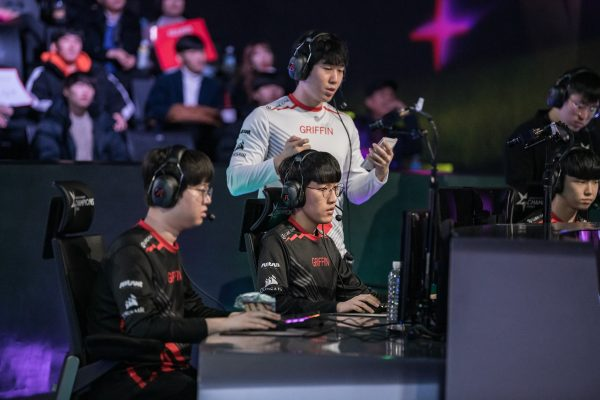 Griffin threw away a 12-0 start to the LCK 2019 Spring Split, and will now be looking to make amends. (Image via LCK Korea)
