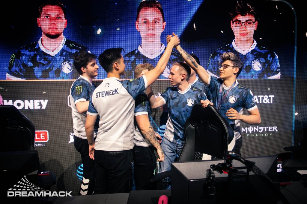In CS:GO, Team Liquid beat the competition at DreamHack Dallas. (Image courtesy of DreamHack)
