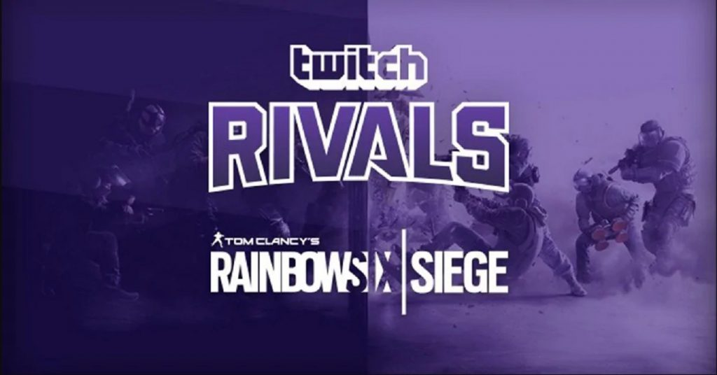 Twitch Rivals and Ubisoft will host a charity event featuring T-Pain and Lil Yachty captaining teams of popular Rainbow Six Siege streamers. (Image via Ubisoft)