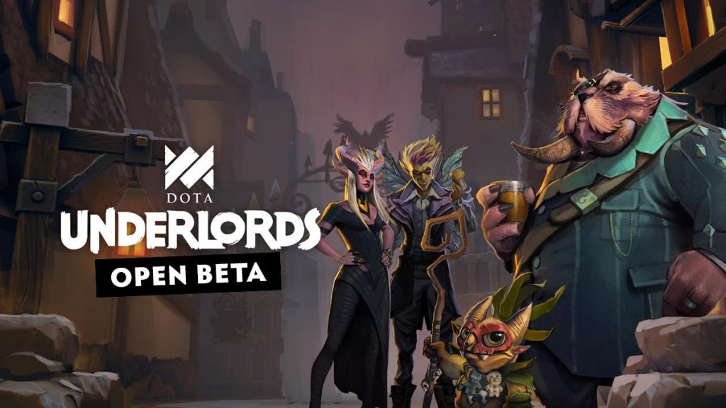 Dota Underlords has released its