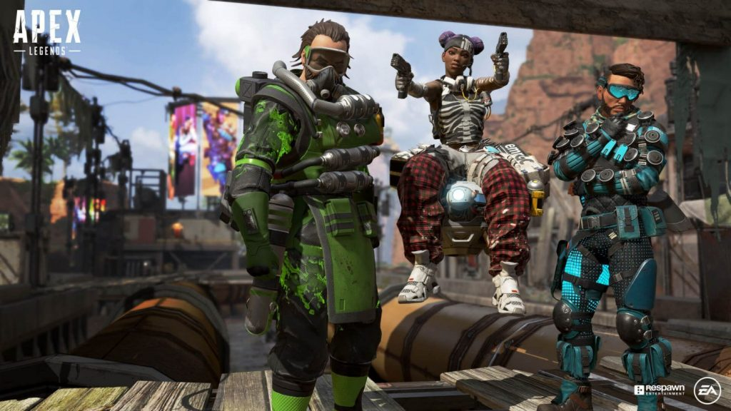 ESPN announces their first esports event series, EXP, will include Apex Legends. (Image courtesy of Electronic Arts)