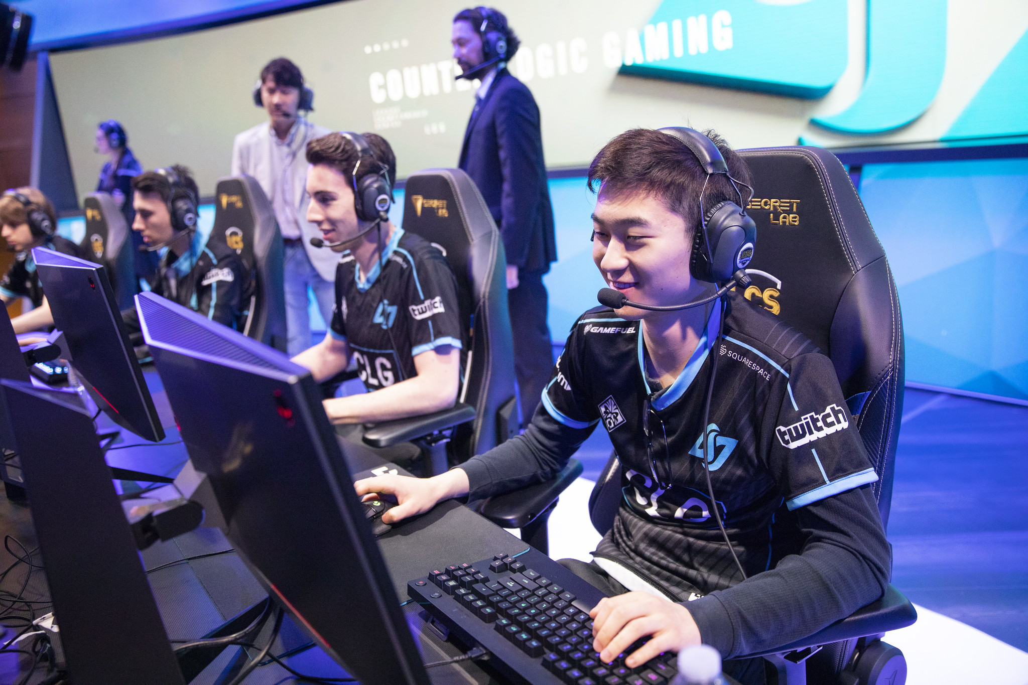 Despite some growing pains with Rain, CLG is holding strong in the LCS (Photo courtesy of Riot Games)