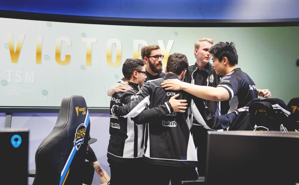 After three weeks of play in the LCS, six teams are tied for first place (Photo courtesy of Riot Games)