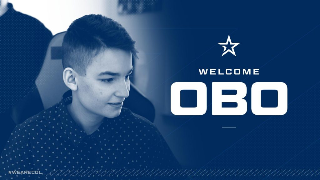 Complexity Gaming add oBo to their CS:GO roster. (Image via Complexity Gaming)