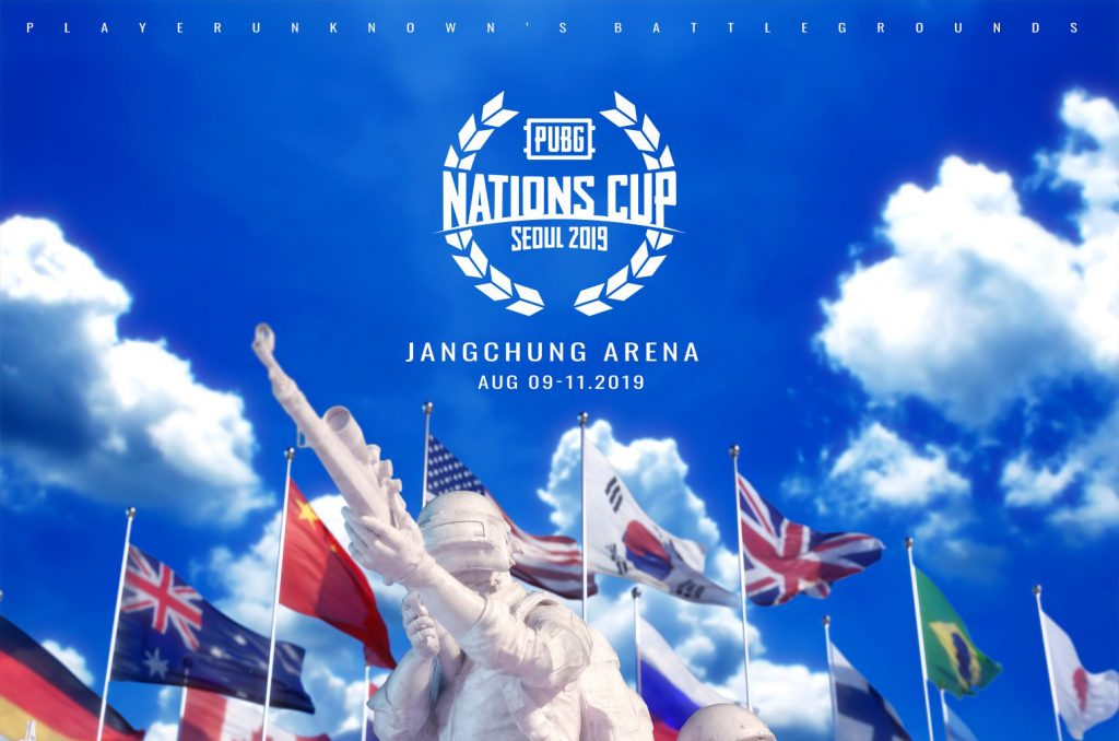 The Nations Cup will feature 16 different countries facing off from August 9-11 in Seoul, South Korea.