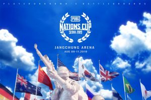 PUBG Esports Announces Nations Cup for August
