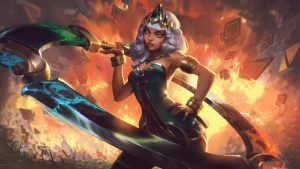 Qiyana: First Impressions of the New League of Legends Champion