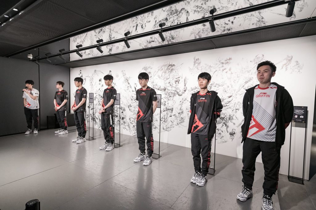 Can Griffin help the LCK overcome the rest of the competition at the Eastern Rift Rivals 2019? We're not so sure. (Image via Riot Korea)