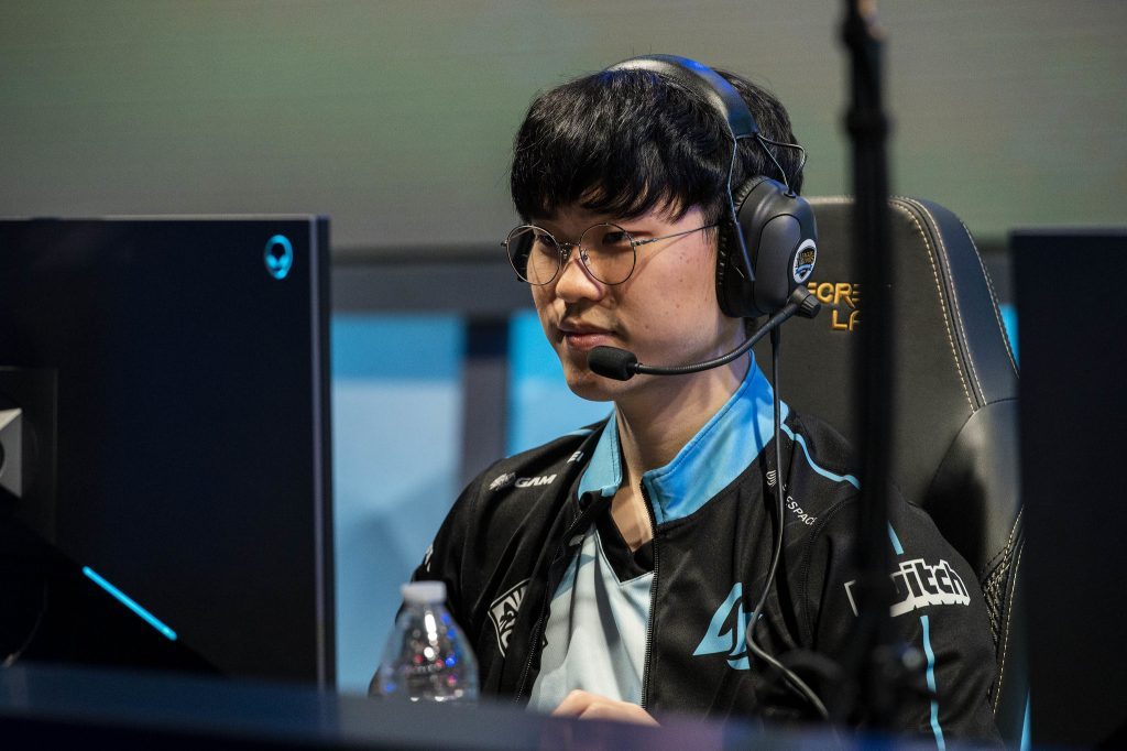 Counter Logic Gaming are looking strong in week 7 of the LCS Summer 2019. (Photo by Timothy Norris/Riot Games)