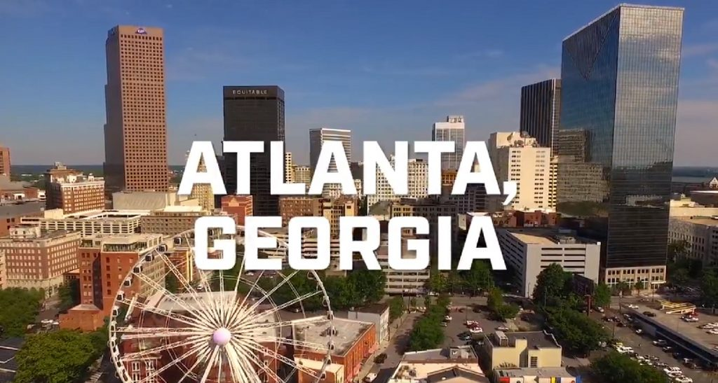 The Overwatch League heads to Atlanta, Georgia for its second Homestand weekend. (Image via Blizzard)