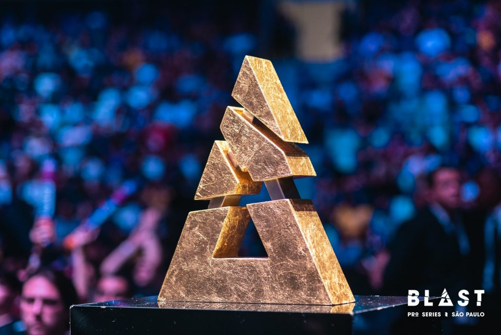 The Blast Pro Series is descending on the City of Angels for its fourth event of the calendar year. Image via Blast Pro.