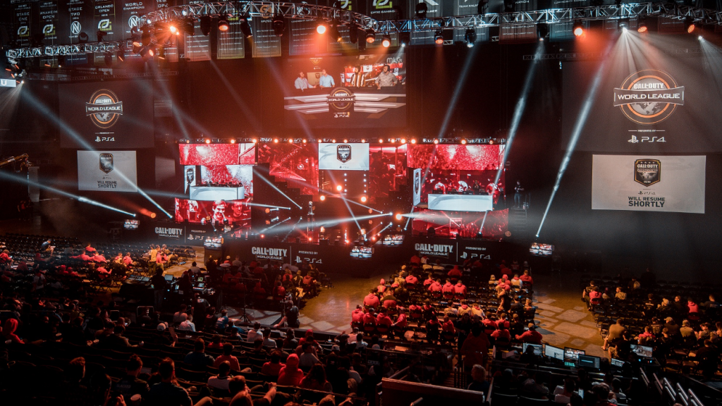 The new Call of Duty league will debut with city-based franchising, home/away competition, and who knows what other surprises are forthcoming... in 2020. (Image via MLG)