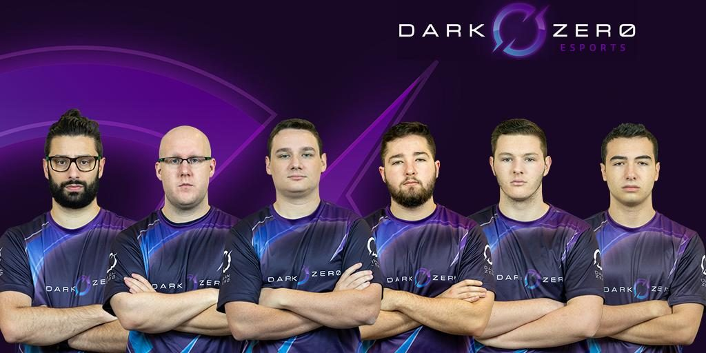 DarkZero should be pleased with their top-seed standing in the North American branch of the Rainbow Six Siege ESL Pro League. (Image via DarkZero Esports)