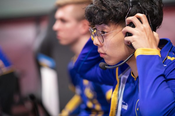 Matthew ?Deftly? Chen has seen the Golden Guardians go from tenth-placed fodder to contenders. (Photo by Colin Young-Wolff/Riot Games)